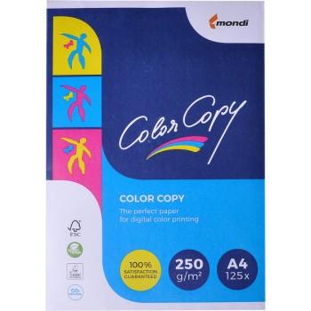 Бумага офисная плотная А4 Color Copy 250 г/м, 125 л