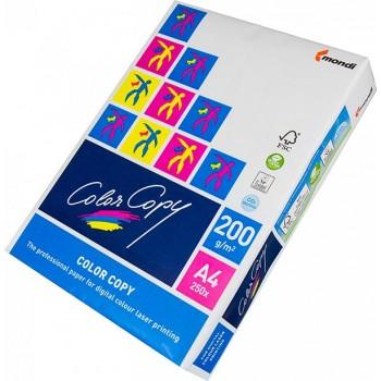 Бумага офисная плотная А4 Color Copy 200г/м2 , 250 л.