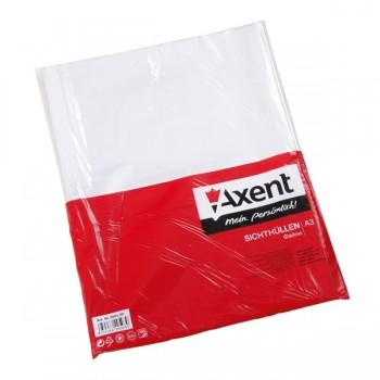 Файлы А3 вертикальные Axent 100 шт 2003-00-А
