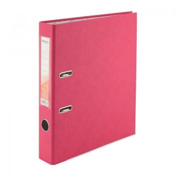 Папка-регистратор Delta 5 см, розовая D1713-05С