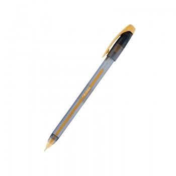 Ручка гелевая золотая Unimax Trigel-2