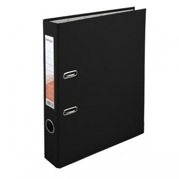 Папка-регистратор Delta 5 см, черная D1713-01C
