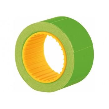 Ценники 30х40 мм Economix 150 шт, зеленые
