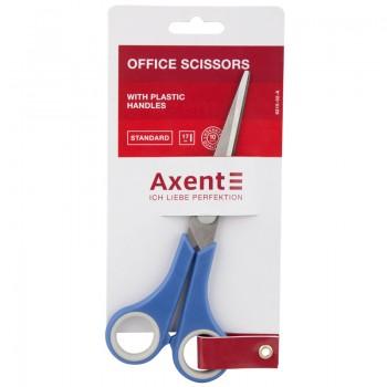 Ножницы Axent Standard 6215-02-A, 17 см, синие