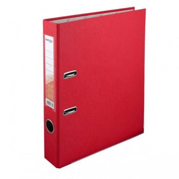 Папка-регистратор Delta 5 см, красная D1713-06C