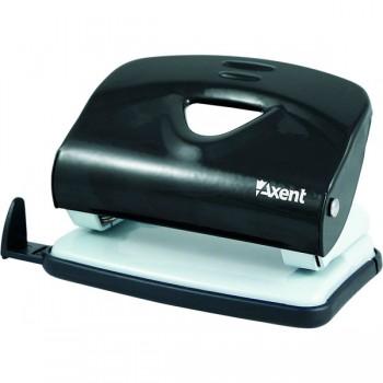 Дырокол Axent Exakt-2 металлический, 20 листов, черный 3920-01-A