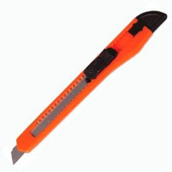 Нож канцелярский маленький