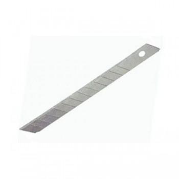 Сменные лезвия для канцелярских ножей средние (за 10 шт.)