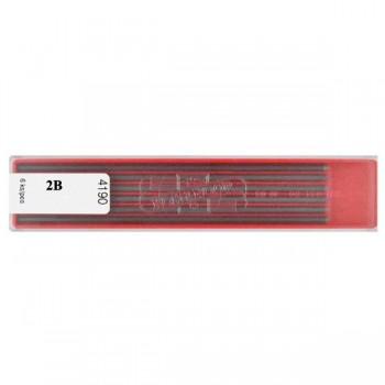 Грифель для цангового карандаша, 2В