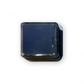 Штемпельная подушка темно-синяя 2,5x2,5 см.