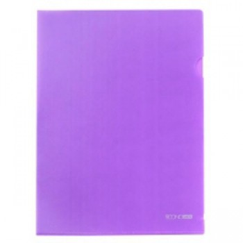 Папка-уголок Economix А4 фиолетовая E31153-12