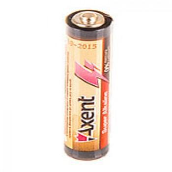 Батарейка щелочная Axent АА пальчиковая
