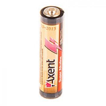 Батарейка щелочная Axent AАА мини-пальчик
