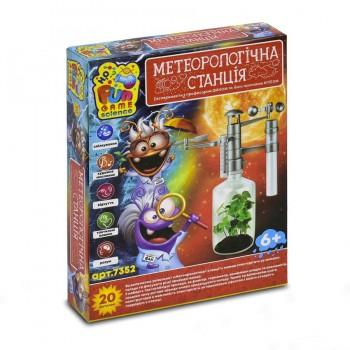 Игра научная Метеорологическая станция 7352 Fun game