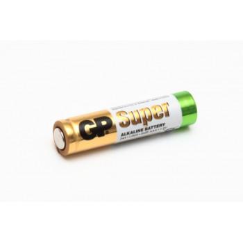 Батарейка щелочная GP АА пальчиковая