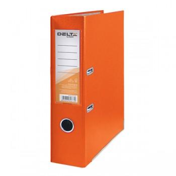 Папка-регистратор Delta 7.5 см, оранжевая D1714-09C