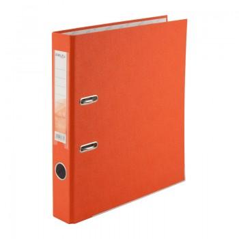 Папка-регистратор Delta 5 см, оранжевая