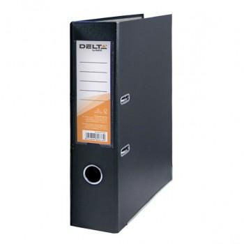 Папка-регистратор Delta 7.5 см черная D1714-01C
