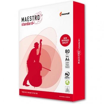Бумага офисная Maestro Standard Plus A4 80 г/м