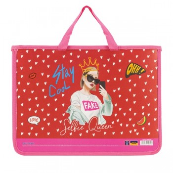 Портфель пластиковый детский Сool For School Princess CF30001-05