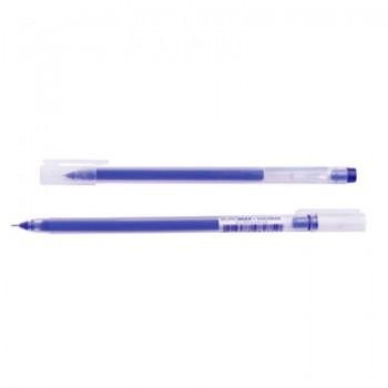 Ручка гелевая Maxima Buromax BM.8336-01 , синяя