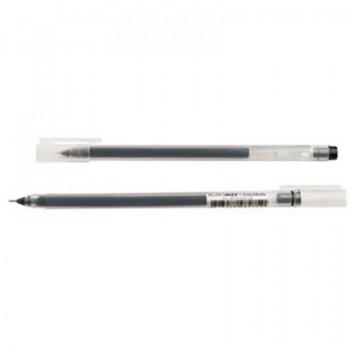 Ручка гелевая Maxima Buromax BM.8336-02 , черная