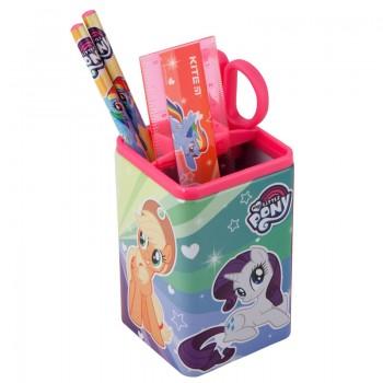 Набор настольный детский квадратный Little Pony LP19-214