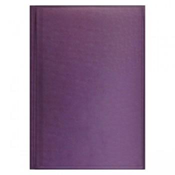 Ежедневник недатированный А5 Агенда Brunnen Torino фиолетовый