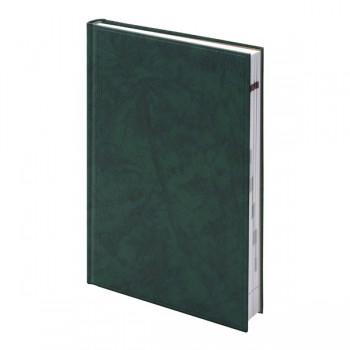 Ежедневник недатированный А5 Агенда Brunnen Miradur зеленый
