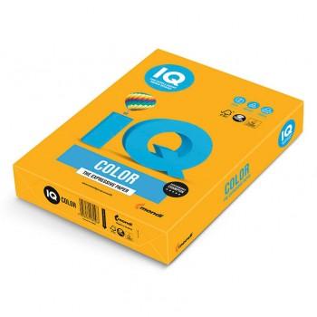 Бумага цветная А4 IQ Old Gold AG10