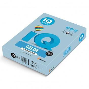 Бумага цветная А4 IQ Color OBL70 Голубой лед