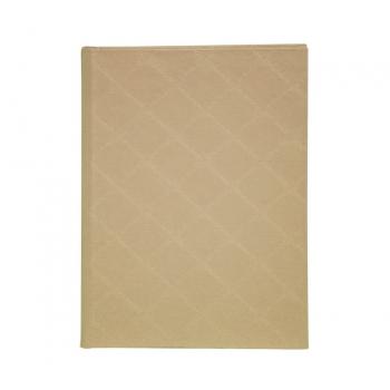 Ежедневник недатированный Chanel А5 Buromax золотой