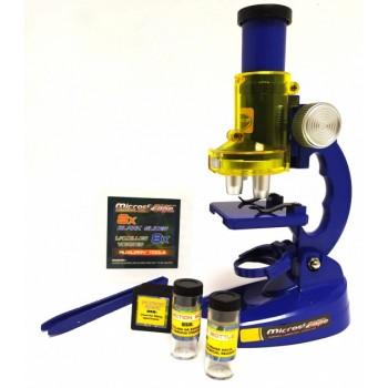 Микроскоп детский с аксессуарами С 2107
