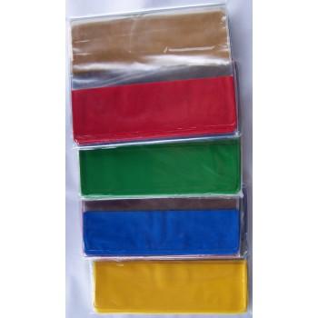 Обложка Tascom 90 мкм ПВХ с цветным краем
