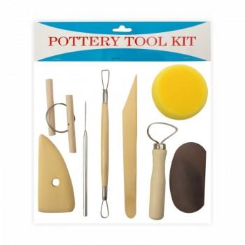 Набор инструменты для скульптуры, 8 предметов D.K.ART & CRAFT
