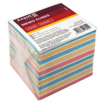 Бумага для заметок Color 90х90х80 мм D8025