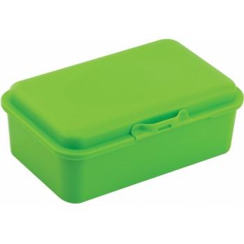 Ланчбокс большой зеленый Economix Snack 750 мл E98373