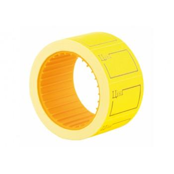 Ценник желтый Цена 30*20 мм E21306-05