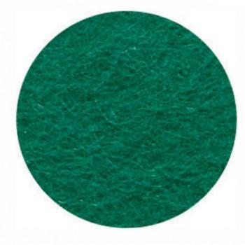 Фетр листовой 21,5*28 см, темно-зелений, 180г/м2