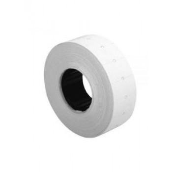 Ценники прямоугольные  21*12 мм, белые, 1000 шт
